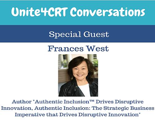 Special Guest Frances West